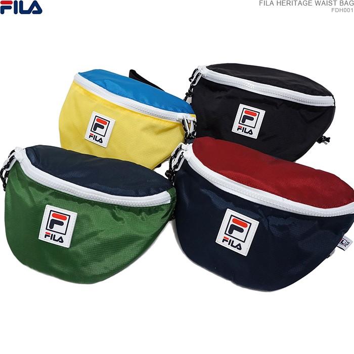 【FILA/フィラ】FILA ウエストポーチ/フィラ バッグ/ウエストバッグ