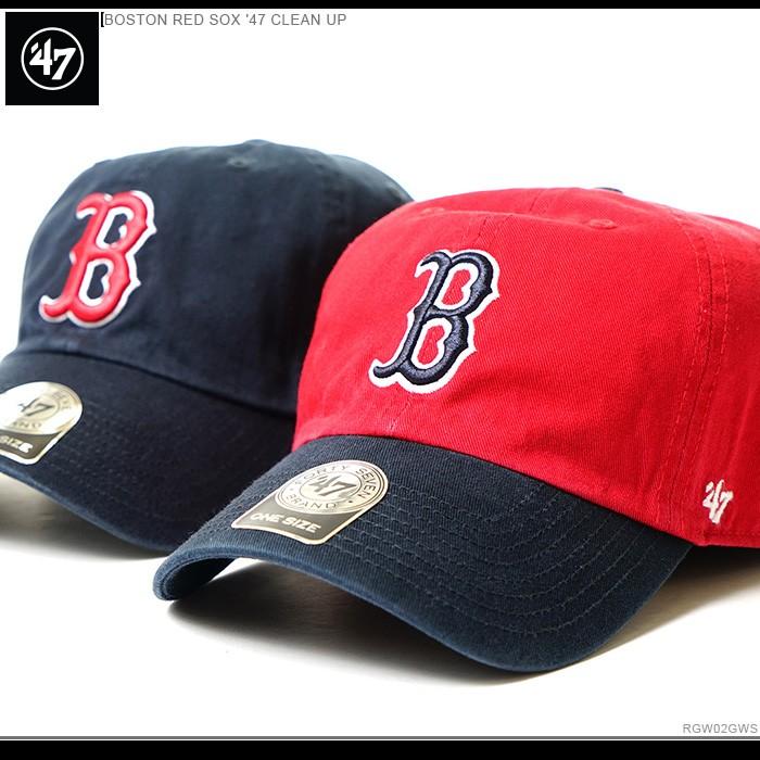 レッドソックスキャップ MLB キャップ 47Brandキャップ