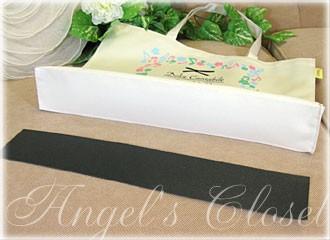横型トートバッグ(ネコ&鍵盤柄)【ピアチェーレ】/Angel'sCloset