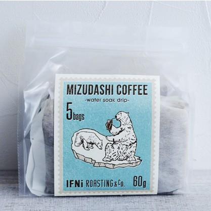 水出しコーヒー 60g×5包/イフニ ロースティング&コー
