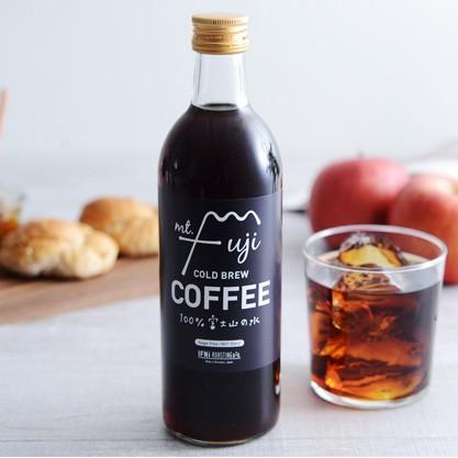 マウントフジ コールドブリューコーヒー 500ml/イフニ ロースティング&コー