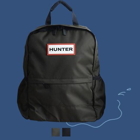ハンター オリジナルナイロン 撥水リュック(MINI)/HUNTER【送料無料】