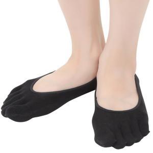 レディース無地5本指ソックス足のムレ&冷え防止対策アイテム 5本指ソックス かわいい 5本指ソックス パンプス 5本指ソックス 浅履き 冷え症 靴|angie|09
