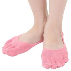 レディース無地5本指ソックス足のムレ&冷え防止対策アイテム 5本指ソックス かわいい 5本指ソックス パンプス 5本指ソックス 浅履き 冷え症 靴|angie|15