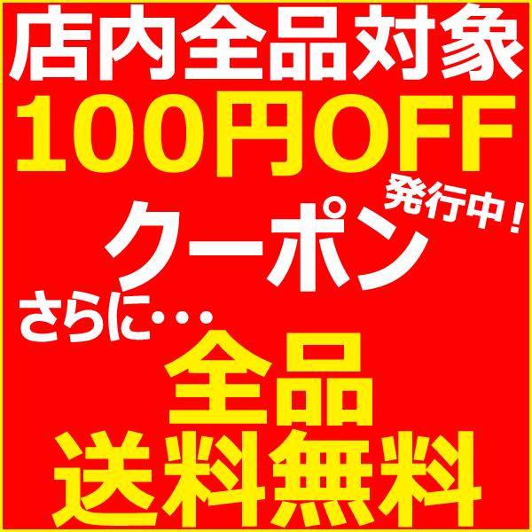 全品対象100円OFFクーポン発行中!先着500名様限定!