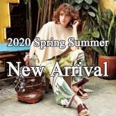 2020 春夏新作