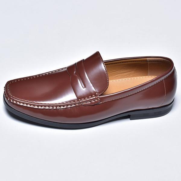 ローファー メンズ メンズローファー 靴 スリッポンシューズ|anothernumber|07