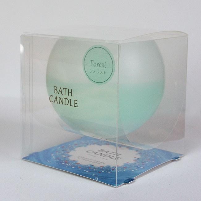 お風呂でリラクゼーション「ぷかぷかバスキャンドル」フォレストの香り