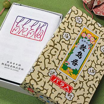 敷島香 徳用バラ詰(大バラ)約280g入り