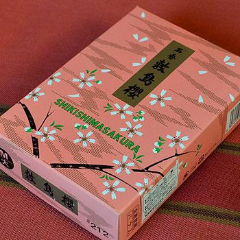 名香 敷島櫻 バラ詰