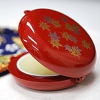 練り香水「和香古今」・・・紅葉&紺の小袋セット