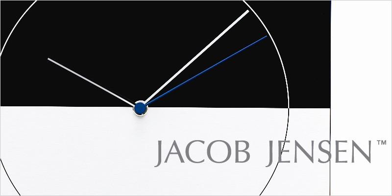 Jacob Jensen 壁掛け時計 JJ315 【ヤコブ イェンセン Bang & Olfsen BO B&O バング&オルフセン デザイン家電 デザイナー クロック 時計 掛け時計 オフィス】