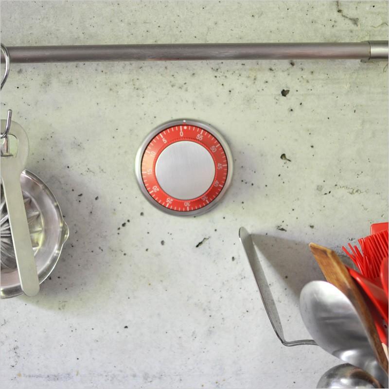 金庫ダイヤル マグネットキッチンタイマー キッチン雑貨 ダイヤル式金庫 タイマー クッキング マグネット ダイアル 生活雑貨