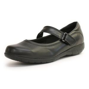 パンジーシューズ 靴 レディース 歩きやすい フラット ストラップ オフィス 甲ベルト|antelope|04