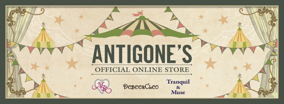 """Antigone's takes you to a whole new world of """"Oceania"""" designs."""