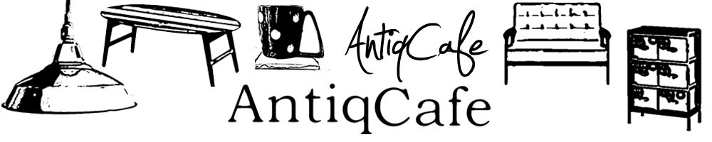 antiqcafe ロゴ