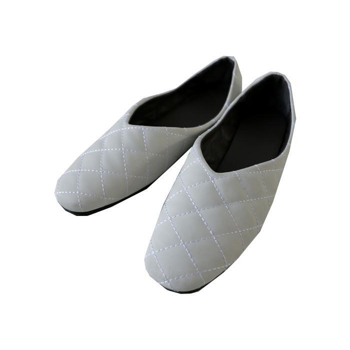 キルティングシューズ パンプス 痛くない 歩きやすい 靴・メール便不可 母の日|antiqua|20