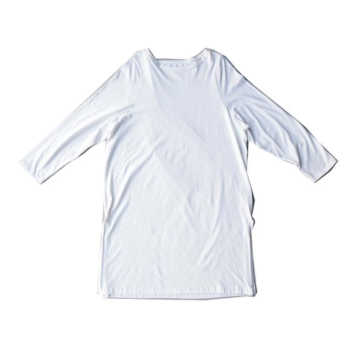 クリアランスバーゲン!期間限定開催!ワンピース レディース 半袖 Tシャツ 綿 綿100 Tシャツワンピ・再販。メール便不可(返品・キャンセル・交換不可)|antiqua|19