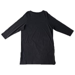 ワンピース レディース 半袖 Tシャツ 綿 綿100 Tシャツワンピ・6月20日20時〜発売。メール便不可 antiqua 22