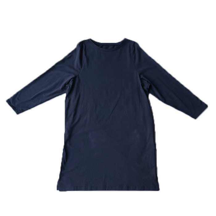 クリアランスバーゲン!期間限定開催!ワンピース レディース 半袖 Tシャツ 綿 綿100 Tシャツワンピ・再販。メール便不可(返品・キャンセル・交換不可)|antiqua|20