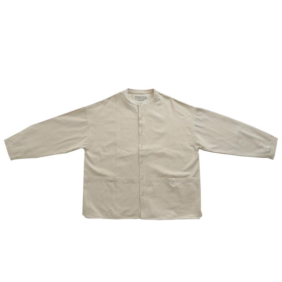 バンドカラーシャツ シャツ メンズ トップス 長袖 送料無料・9月24日10時〜発売。メール便不可 antiqua 22