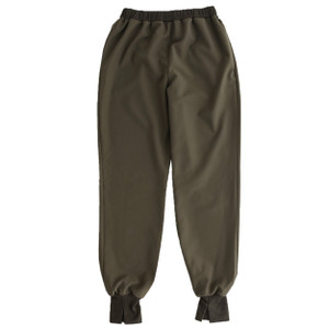 パンツ ボトムス シンプル ベーシック 裾リブスリットパンツ・6月30日0時〜再再販。100ptメール便可|antiqua|20