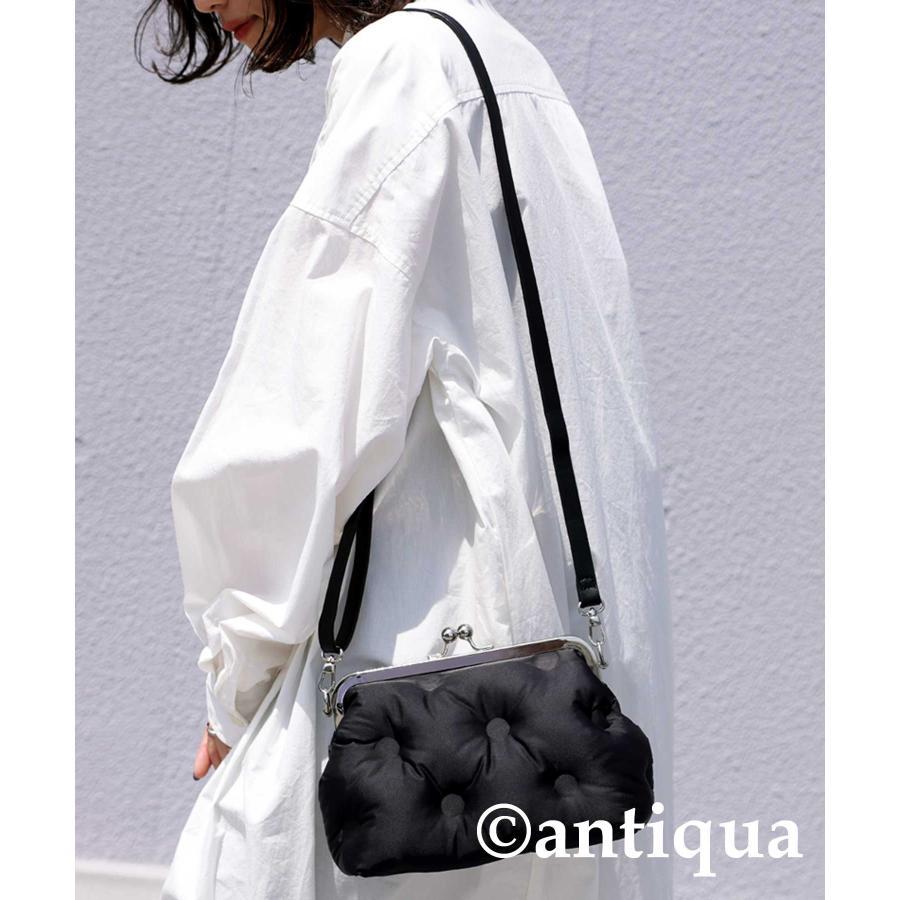 がま口クッションバッグ バッグ レディース 鞄 送料無料・5月10日0時〜再販。メール便不可 母の日|antiqua|13