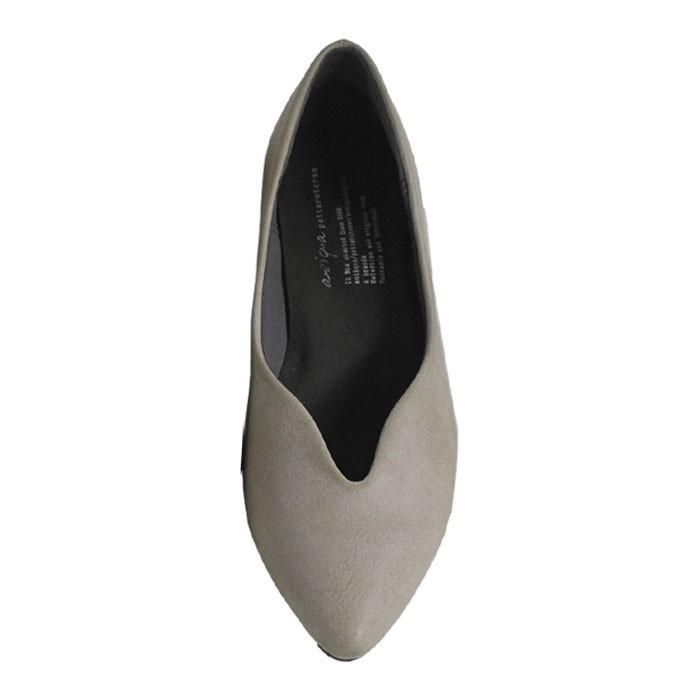 靴 合皮 パンプス オイル調 涙型 ティアドロップパンプス・再再販。メール便不可 母の日 antiqua 22