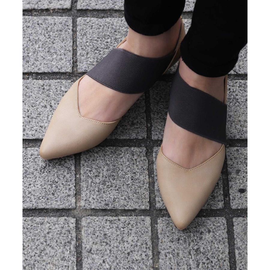 ゴアパンプス パンプス 靴 痛くない 歩きやすい 送料無料・メール便不可 antiqua 22