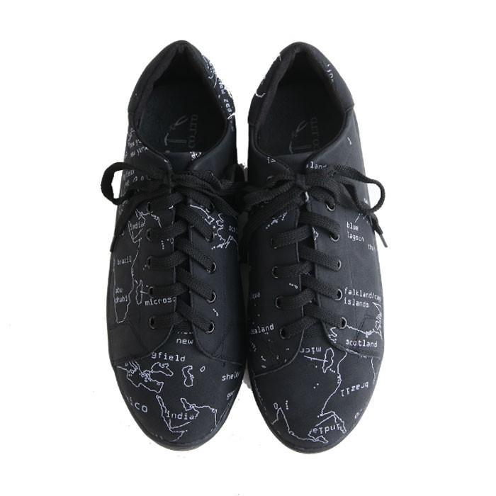 靴 シューズ スニーカー レディース 軽量 履きやすい MAP厚底スニーカー 送料無料・再再販。メール便不可 母の日|antiqua|23