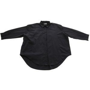 トップス シャツ 長袖 レディース 綿 綿100% 綿タックシャツ・6月13日20時〜再再販。100ptメール便可|antiqua|23