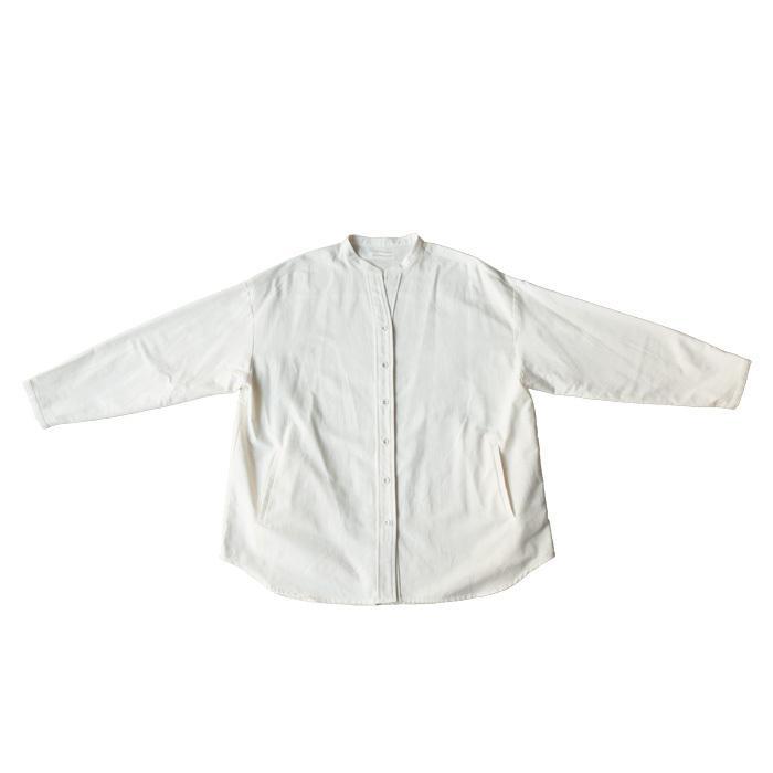 スキッパーシャツ シャツ レディース トップス 送料無料・再再販。メール便不可 antiqua 15