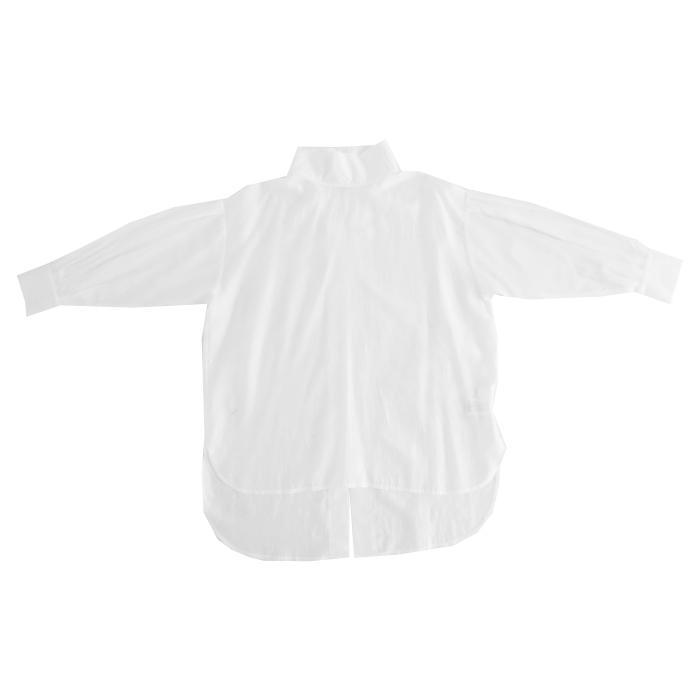 バックデザインシャツ シャツ レディース トップス 送料無料・再再販。100ptメール便可|antiqua|14