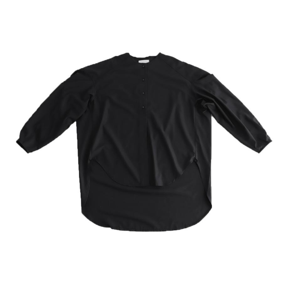 フロントスリットシャツ シャツ レディース 長袖 送料無料・再再販。メール便不可 antiqua 20
