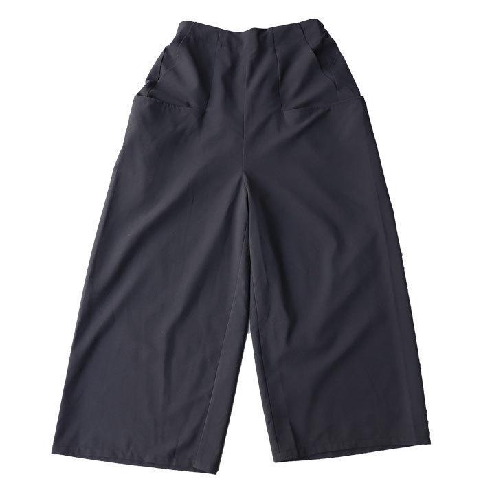 ポケットデザインパンツ パンツ レディース ロング 送料無料・再再販。メール便不可|antiqua|15