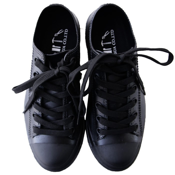 レインシューズ 靴 レディース シューズ スニーカー レイン 雨の日 防水・メール便不可 母の日|antiqua|18
