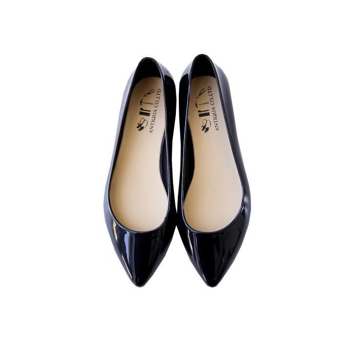 レインシューズ 靴 レディース シューズ パンプス レイン 雨の日 防水・メール便不可 母の日|antiqua|16