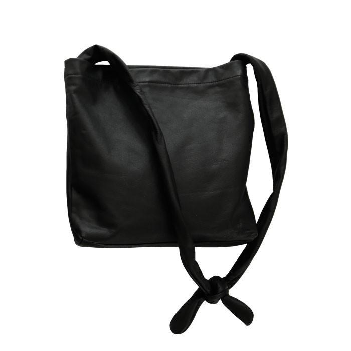 バッグ 鞄 レザー 本革 レディース トートバッグ 日本製 結びレザーバッグ・再再販。メール便不可 母の日|antiqua|24