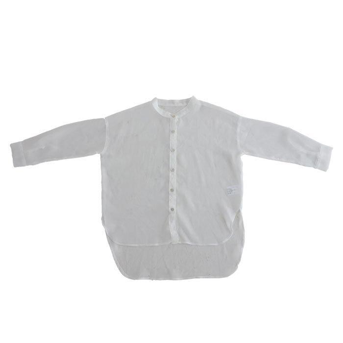 シアーシャツ シャツ キッズ トップス 長袖 ロング・再再販。メール便不可 TOY antiqua 22