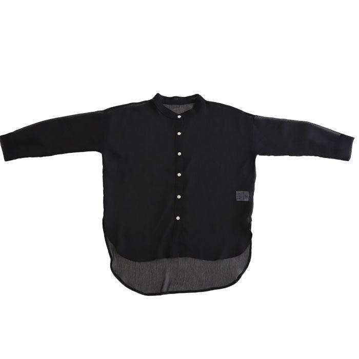 シアーシャツ シャツ キッズ トップス 長袖 ロング・再再販。メール便不可 TOY antiqua 23