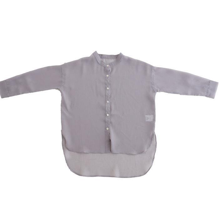 シアーシャツ シャツ キッズ トップス 長袖 ロング・再再販。メール便不可 TOY antiqua 25