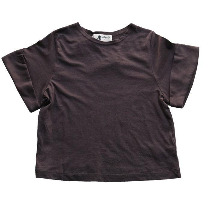 キッズトップス トップス プルオーバー Tシャツ 折返しスリーブデザインTシャツ・再再販。メール便不可TOY|antiqua|28