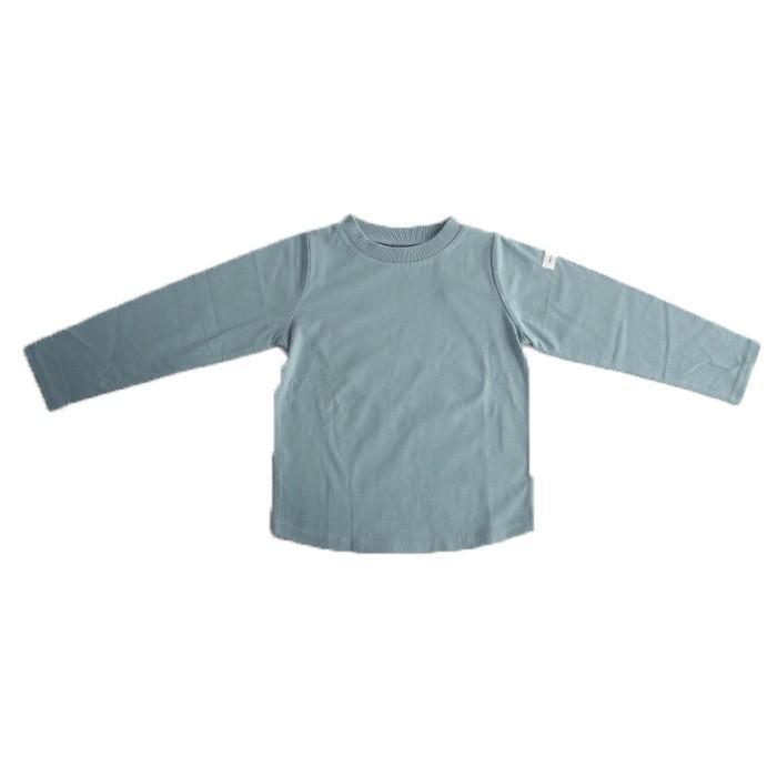 キッズ トップス ロンT Tシャツ ロゴT 長袖 アンティカ・メール便不可 TOY|antiqua|24