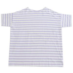 クリアランスバーゲン!期間限定開催!トップス プルオーバー メンズ 綿 ボーダーTシャツ・再販。100ptメール便可(返品・キャンセル・交換不可) antiqua 25