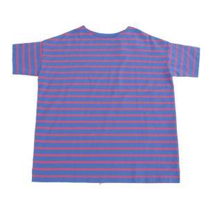 クリアランスバーゲン!期間限定開催!トップス プルオーバー メンズ 綿 ボーダーTシャツ・再販。100ptメール便可(返品・キャンセル・交換不可) antiqua 22