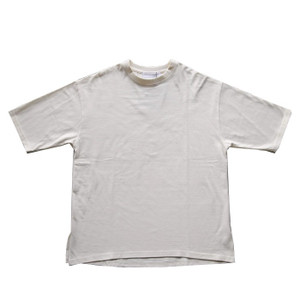 トップス Tシャツ メンズ 半袖 リブ 綿・8月5日0時〜再販。新色追加!既存色の発送は8/6〜 新色の発送は8/11〜。100ptメール便可 antiqua 24