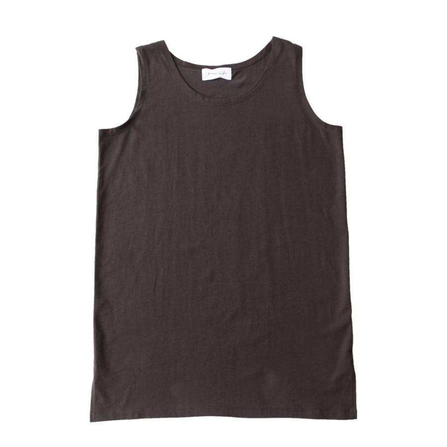 タンクトップ メンズ タンク 綿 綿100 コットン トップス シンプル・5月15日0時〜再再販。2新色追加 100ptメール便可|antiqua|28