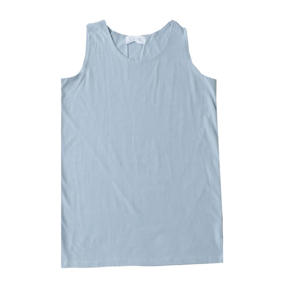 タンクトップ メンズ タンク 綿 綿100 コットン トップス シンプル・5月15日0時〜再再販。2新色追加 100ptメール便可|antiqua|29