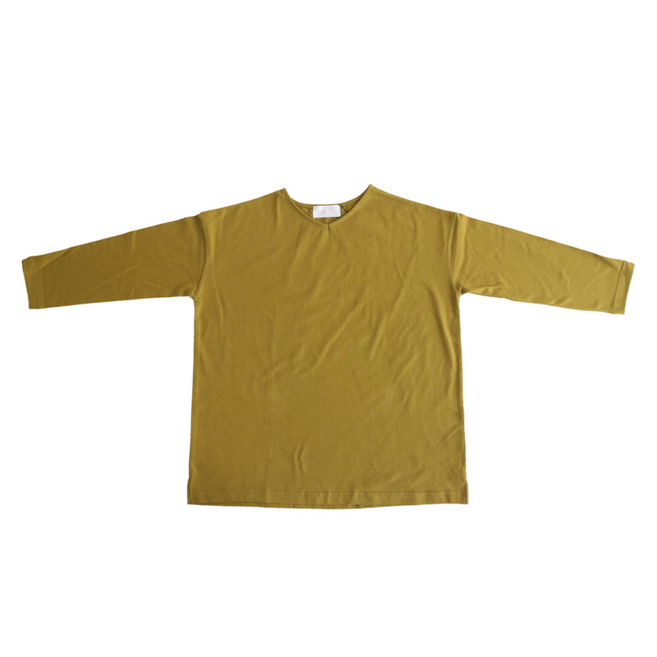 VネックバスクロンT ロンT メンズ トップス 長袖 綿・5月15日0時〜再再販。メール便不可|antiqua|28