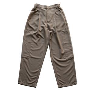 ボトムス メンズ パンツ テーパードパンツ ロングパンツ デザインポケットパンツ・8月15日0時〜再販。メール便不可|antiqua|22